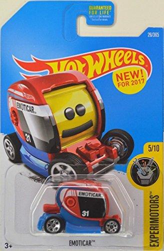 Mattel Hot Wheels 2017 Experimotors 510 - Emoticar