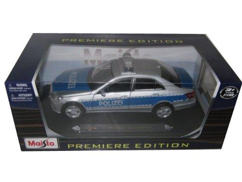 Maisto Mercedes-Benz E Class Polizei