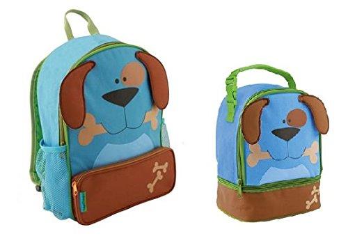 Stephen Joseph SideKicks Backpack and Lunchbox Set Dog