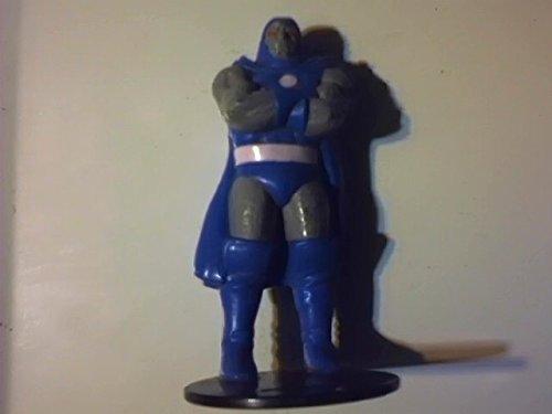 1988 Darkseid Action Figure Fugurine Cupholder Action Figure 1985 Robert Demars Dc Comics Figure C for Cup C Made in 1988great for Super Friends Super Powers Action Figure Collectorskids Meal Toy Darkseid Figure