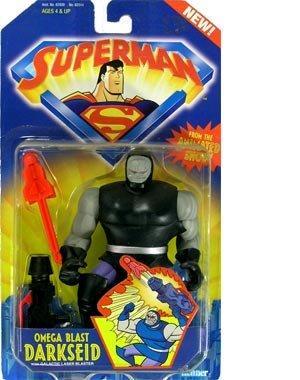 Omega Blast Darkseid Action Figure
