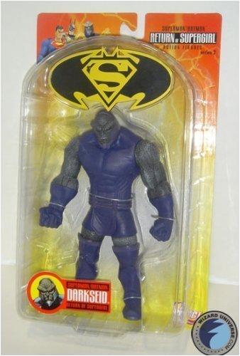 SupermanBatman 2 - The Return of Supergirl Darkseid Action Figure