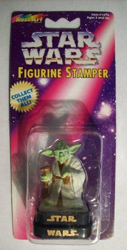 Yoda Star Wars Figurine Stamper