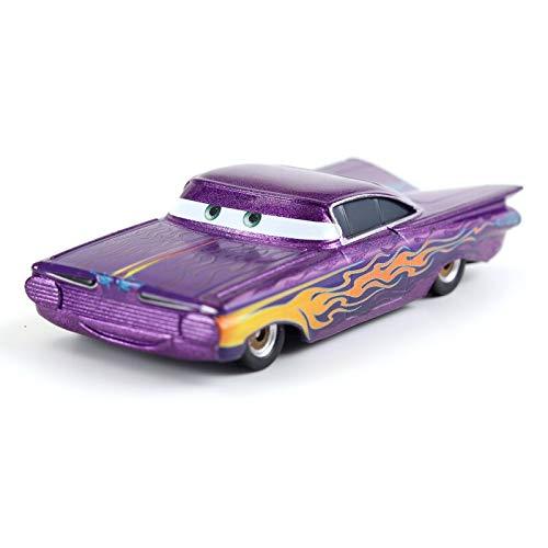 Disney Cars Disney Pixar Cars 2 Carla Veloso Metal Diecast Lightning McQueen Mater Jackson Storm Ramirez Toy Car 155 Loose Brand Toys 2