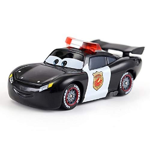 Disney Cars Disney Pixar Cars 3 Mater Jackson Storm Ramirez 155 Diecast Metal Alloy Model Toy Car Gift for Kids Cars 2 8