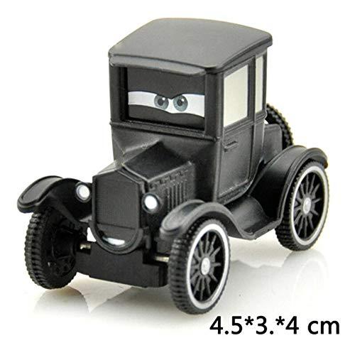 Disney Disney Pixar Cars 2 3 Lightning McQueen Jackson Storm Doc Hudson Mater 155 Diecast Metal Alloy Model Car Birthday Gift Boy Toys Lizzie