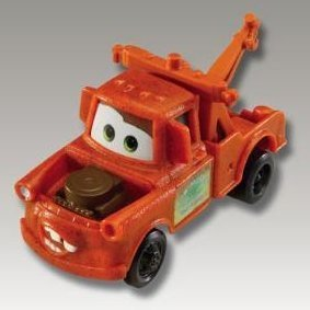 McDonalds 2006 Happy Meal Toy Disney Pixar Film Cars 2 Mater The Car
