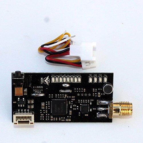 iFLY RT250 58G 250mW VTX FPV Transmitter For Gopro Hero334 Camera 56-59GHZ