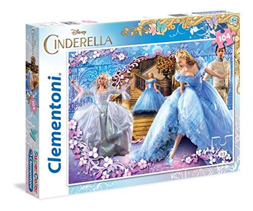 Clementoni 27929 6-104 T Cinderella Classic Puzzle