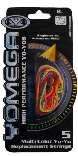 Yomega YoYo Multi-Color Replacement String