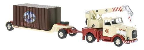 Premium ClassiXXs 187 Kaelble K632 crane flat bed trailer container set