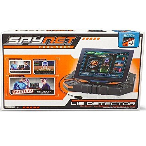 SpyNet Spy Lie Detector Kit by Spy Net
