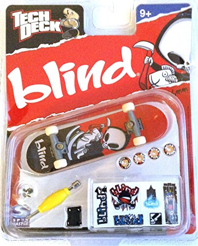 Tech Deck Blind Red Reaper in Plastic Package