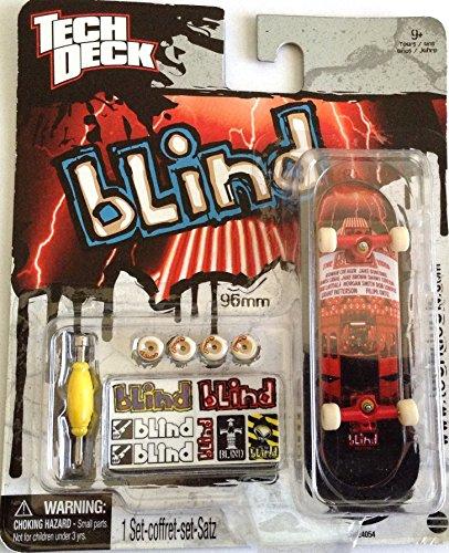 Tech Deck Blind Red Trucks 20024054