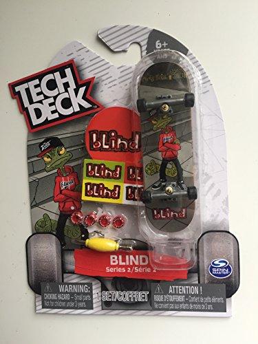 Tech Deck Blind Series 2 The Dirts Finger Board 2016