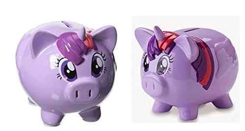 My Little Pony Twilight Sparkle Ceramic Piggy Bank
