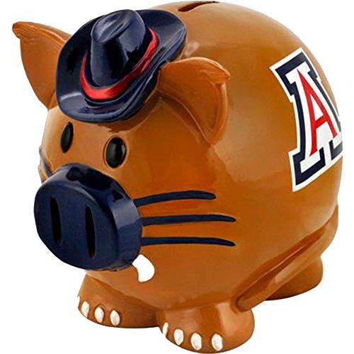 NCAA Large Piggy Bank Figurine NCAA Team Arizona