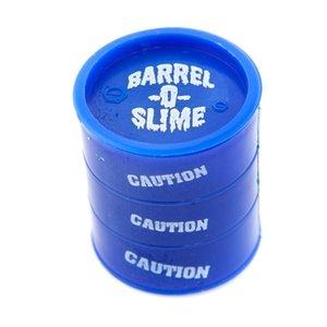 Barrel-o-slime - Blue