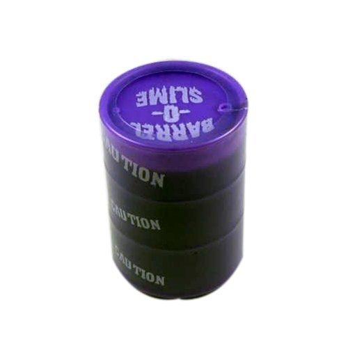 ETHAHE Barrel-O-Slime Paint Oil Ink Tricky Gift Carnival Party Favor Joke Toys Purple