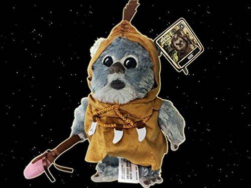 Japan Import Star Wars Ewok stuffed toy US Disneyland limited plush doll Kainku Kaink