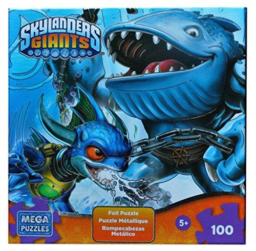 Skylanders Giants 100 piece Thumpback Foil Puzzle