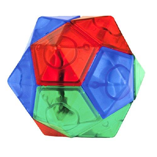 Mind Jewel Geometric Puzzle Brain Teasers Puzzle Twisty Toy NEW