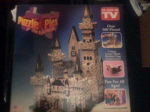 3-d Castle Puzzle