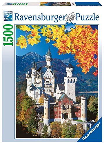 Ravensburger Neuschwanstein Castle - 1500 Pieces Puzzle