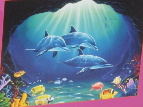 Seaside Cave Explorers 550 Piece Jigsaw Puzzle