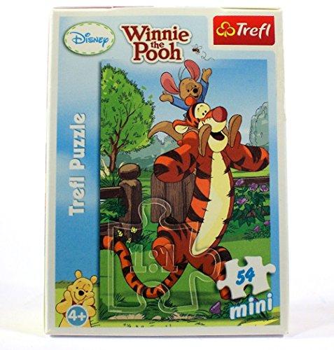 Disney Winnie the Pooh Mini 54 Jigsaw Puzzle for Children Kids PP2