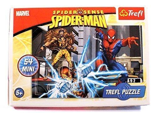 Spiderman Spider-Man Mini 54 Jigsaw Puzzle for Children Kids Original SP2