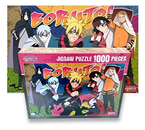 Ensky 1000-548 Boruto Naruto The Movie Jigsaw Puzzle 1000 Piece by ensky