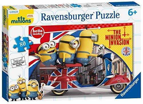 Ravensburger Minions Movie Jigsaw Puzzle 80-Piece by ToyMarket