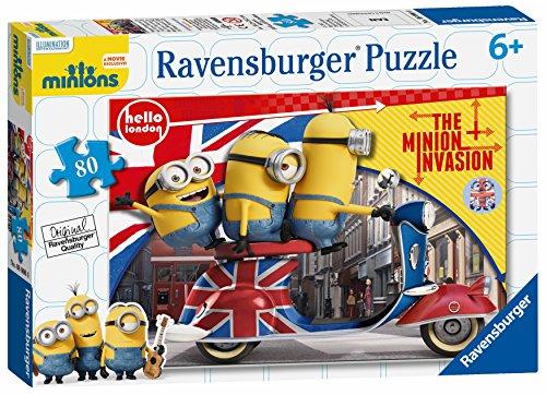 Ravensburger Minions Movie Jigsaw Puzzle 80-piece