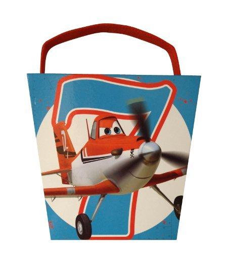 Disney Planes Puzzle Paperboard Easter Bucket