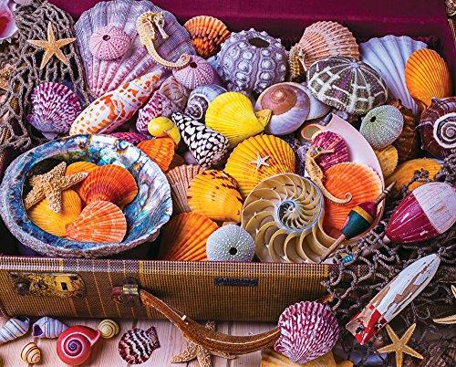 Springbok Vacation Treasures Jigsaw Puzzle 1500-Piece