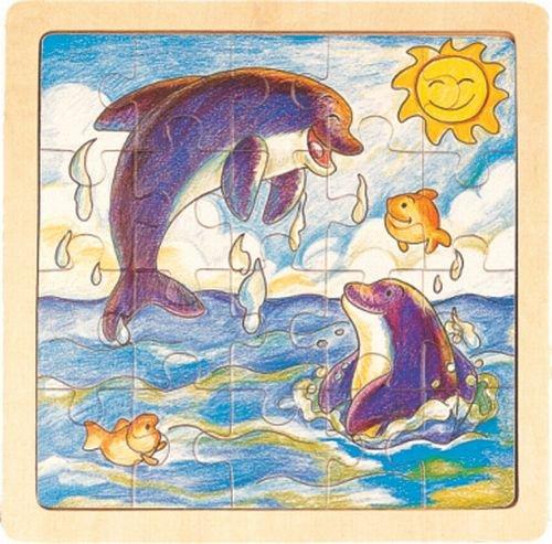 Dolphin Jigsaw Puzzle