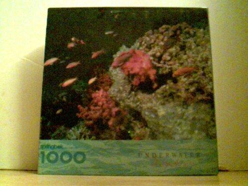 Springbok 1000 Piece Puzzle 24 X 30 - Underwater Wonders by Hallmark