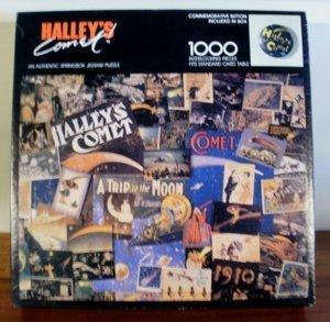 Springbok 1000 Piece Puzzle - Halleys Comet PZL6114