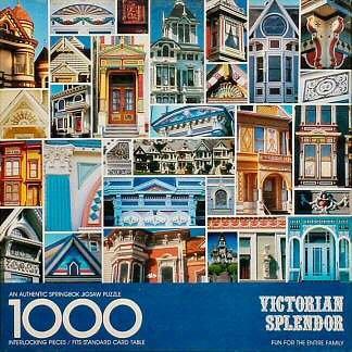 Springbok 1000 Piece Puzzle - Victorian Splendor