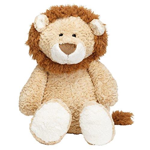 JOON Leo The Lion Stuffed Animal Tan 17 Inches