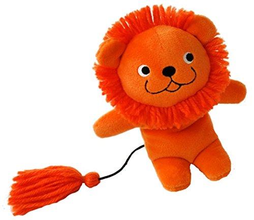 Rati and lion stuffed animal lion-S