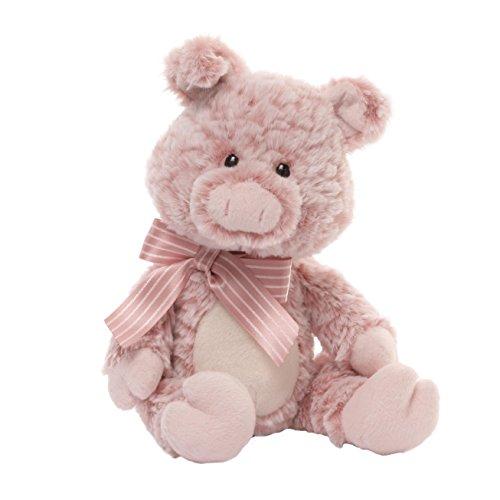 Gund Wyatt Pig Stuffed Animal Plush
