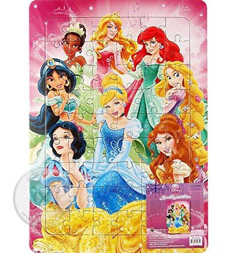 54 Piece Jigsaw Puzzles  Disney Princess