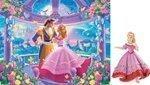 Pretty Princess  Papo Princess Jigsaw Puzzle 35pc by Ravensburger