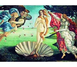 Birth of Venus 4000 Piece Jigsaw Puzzle by Clementoni
