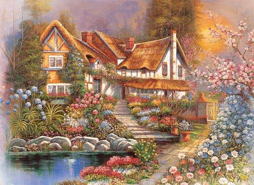 Dreamy Scenery 4000 Piece Puzzle