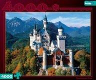 Neuschwanstein Castle 4000 Piece Puzzle 52X38 inches