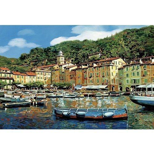 Portofino 4000-Piece Puzzle by Educa