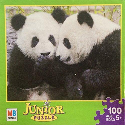 Junior 100 Piece Panda Jigsaw Puzzle